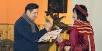 U Malinu održana izložba skulptura od drveta masline i vinove loze