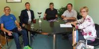 Načelnik ugostio državnog prvaka u kajak/kanuu i predstavnike KKK Oriolik