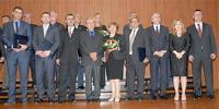 Dodijeljena županijska priznanja i nagrade