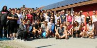 Mladi iz osam europskih zemalja u Slavonskom Kobašu