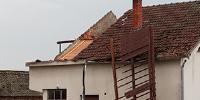 Olujno nevrijeme zahvatilo općinu Oriovac