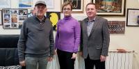 Predstavnici Općine posjetili uglednu domaću tvrtku Rekord-tim