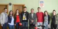 Potpisani ugovori o dodjeli stipendija studentima s područja općine Oriovac