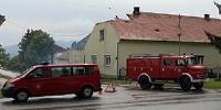 Požar u Župnom uredu