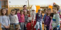 Sveti Nikola darovao najmlađe
